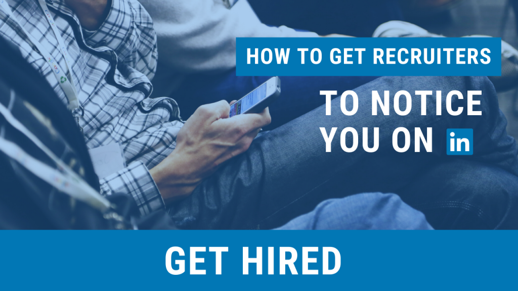 how to get a job from LinkedIn